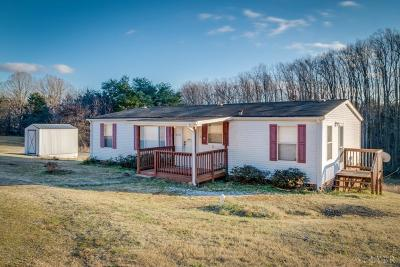 Bedford Single Family Home For Sale: 1183 Homeplace Road