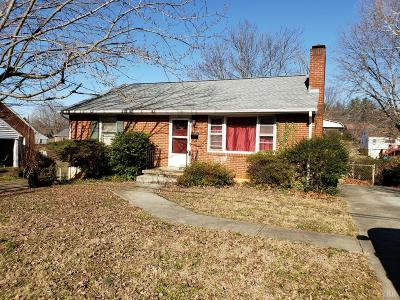 Lynchburg County Single Family Home For Sale: 5611 Edgewood Avenue