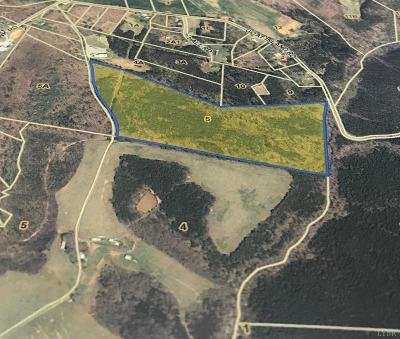 Campbell County Residential Lots & Land For Sale: Mohawk Rd