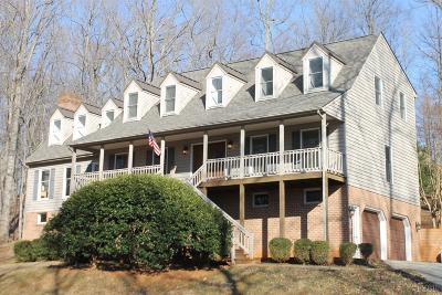 Lynchburg Single Family Home For Sale: 113 Old Stable Road