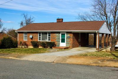 Lynchburg County Single Family Home For Sale: 940 Randolph Lane