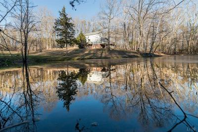 Lynchburg Single Family Home For Sale: 144 Mill Lane Road
