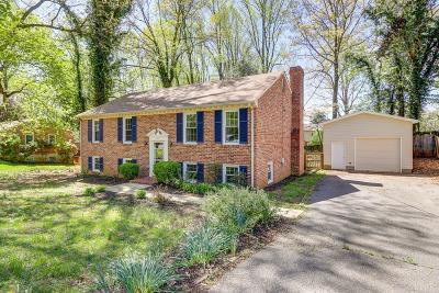 Lynchburg County Single Family Home For Sale: 205 Simsbury Lane