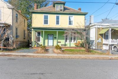 Lynchburg County Single Family Home For Sale: 705 Franklin Street