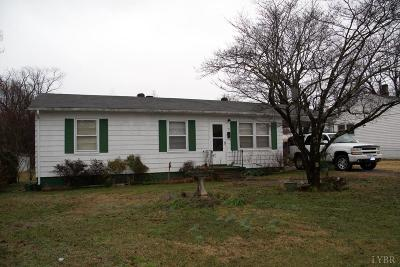 Campbell County Single Family Home For Sale: 1319 5th Street