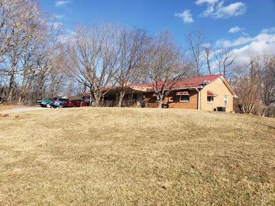 Bedford Single Family Home For Sale: 1493 Stonebrook Farms Road