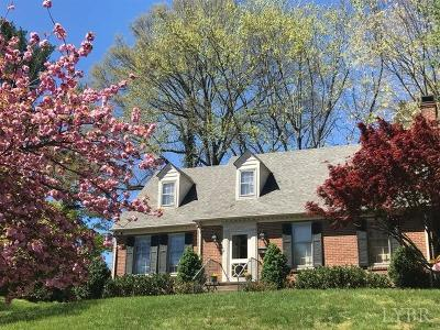 Lynchburg County Single Family Home For Sale: 1215 Greenway Court