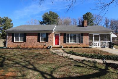 Lynchburg Single Family Home For Sale: 110 Middleboro Place