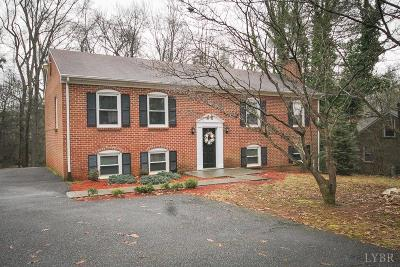 Campbell County Single Family Home For Sale: 511 Arrowhead Drive