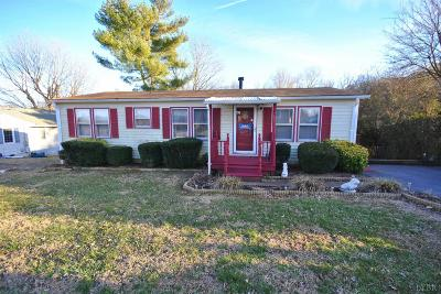 Bedford County Single Family Home For Sale: 612 Ridge Street