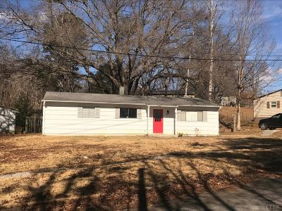 Bedford County Single Family Home For Sale: 107 Forestview Circle