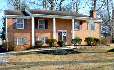 Single Family Home For Sale: 354 Kirkley Circle