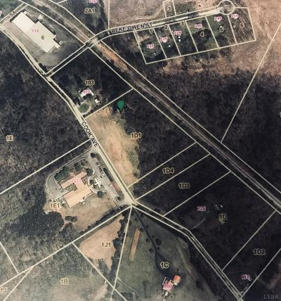 Brookneal VA Residential Lots & Land For Sale: $29,900