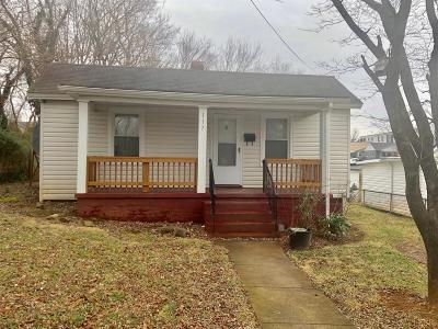 Lynchburg County Single Family Home For Sale: 117 Page Street