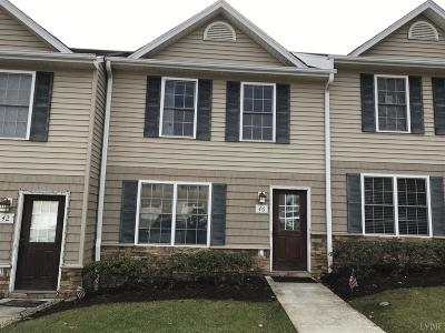 Campbell County Condo/Townhouse For Sale: 46 Catherine Court