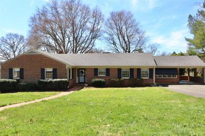 Lynchburg VA Single Family Home For Sale: $337,500