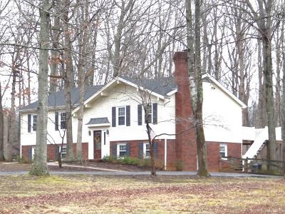 Forest Single Family Home For Sale: 103 Minuteman Dr
