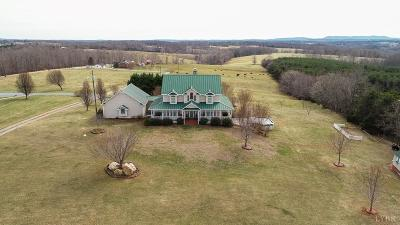 Bedford County Single Family Home For Sale: 1089 Ransom Lane