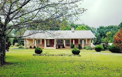 Amherst Single Family Home For Sale: 332 Maple Run Road
