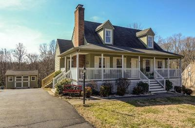 Lynchburg Single Family Home For Sale: 118 Mullbury Place