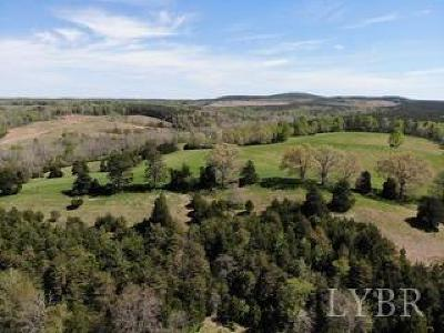 Appomattox County Residential Lots & Land For Sale: Liberty Chapel Road