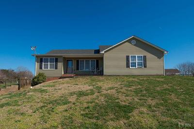 Concord Single Family Home For Sale: 364 Moore Drive