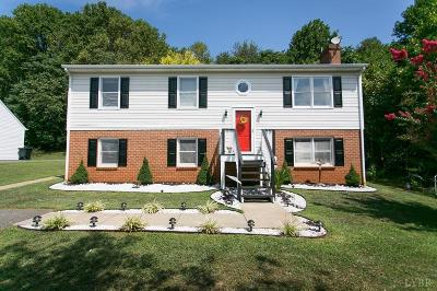Campbell County Single Family Home For Sale: 305 Cresthaven Terrace