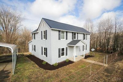 Bedford County Single Family Home For Sale: 1024 Melody Lane