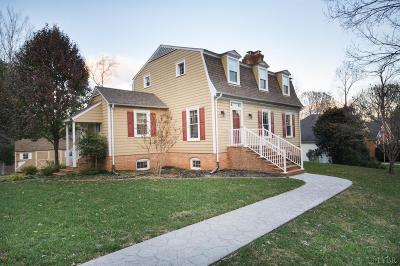 Lynchburg VA Single Family Home For Sale: $270,000