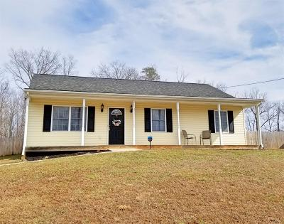 Madison Heights VA Single Family Home For Sale: $158,900