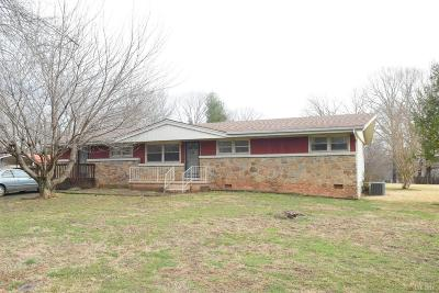Madison Heights VA Single Family Home For Sale: $137,000
