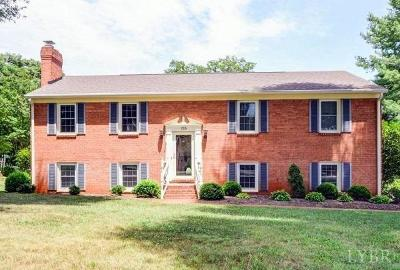 Lynchburg VA Single Family Home For Sale: $235,900