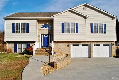 Forest VA Single Family Home For Sale: $315,000