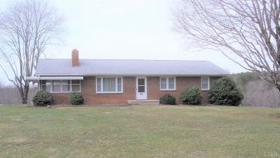 Huddleston VA Single Family Home For Sale: $519,900