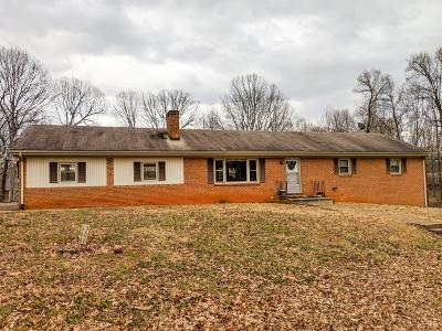 Lynchburg VA Single Family Home For Sale: $199,900