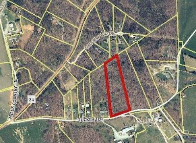 Residential Lots & Land For Sale: Tucker Terrace