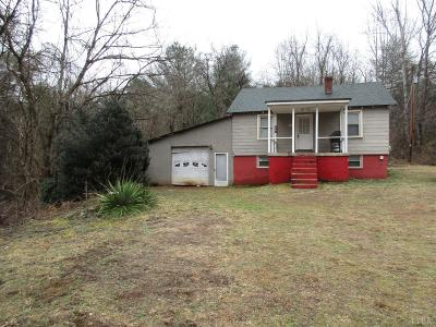 Monroe Single Family Home For Sale: 546 Wagon Trial Road