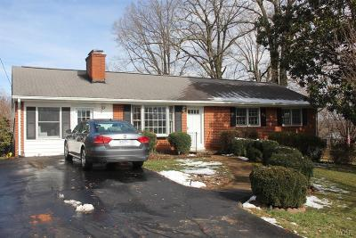 Lynchburg VA Single Family Home For Sale: $109,900