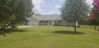 Single Family Home For Sale: 2752 Moons Road