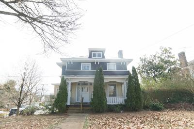 Lynchburg Single Family Home For Sale: 3506 Fort Avenue