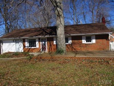 Madison Heights Single Family Home For Sale: 324 Oak Grove Drive