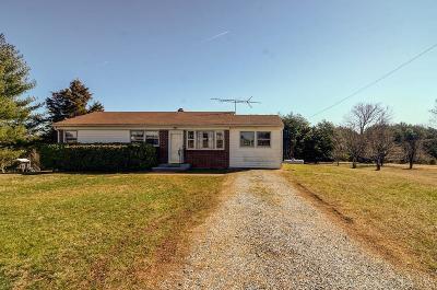 Altavista Single Family Home For Sale: 3437 Wards Road