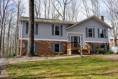 Lynchburg Single Family Home For Sale: 181 Burr Oak Road