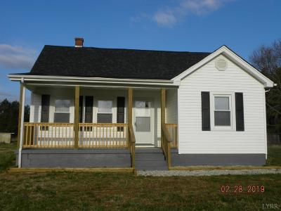 Brookneal VA Single Family Home For Sale: $119,900