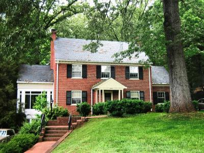 Lynchburg Single Family Home For Sale: 2507 Link Road