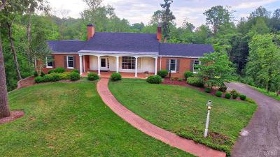 Lynchburg VA Single Family Home For Sale: $535,000