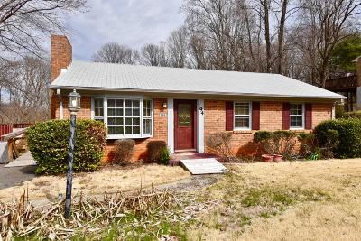 Madison Heights VA Single Family Home For Sale: $109,000