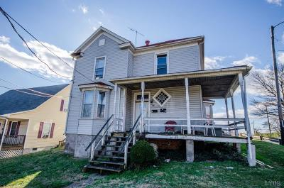 Lynchburg Multi Family Home For Sale: 809 Wise Street