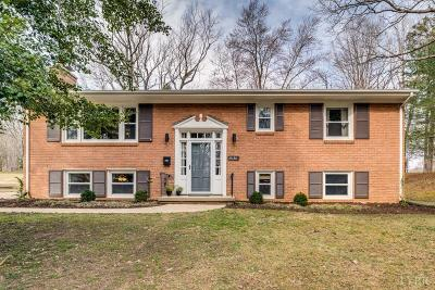 Lynchburg County Single Family Home For Sale: 4136 Audubon Place