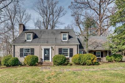 Lynchburg Single Family Home For Sale: 3701 Manton Drive